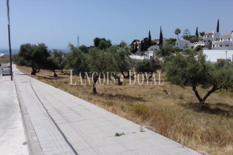 Nerja. Suelo terciario en venta. Málaga inversiones turísticas.