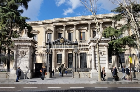 Madrid. Exclusivo piso palaciego en venta. Barrio Salamanca Recoletos Milla de Oro.