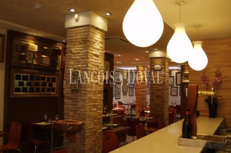 Alcoy. Valencia. Restaurante en venta. Inversión alta rentabilidad.