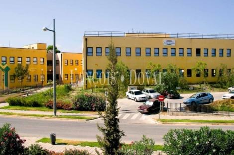 Málaga. Venta edificio en rentabilidad. Parque tecnológico.