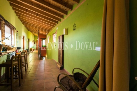 Palencia. Hotel rural con encanto en venta. San Martín de Perapertú.