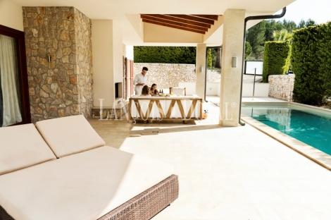 Chalet de lujo en venta junto campo de golf de Canyamel. Capdepera. Islas Baleares.