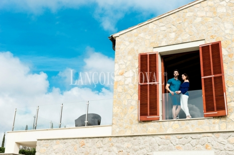 Capdepera. Villa de lujo en venta Urbanización Atalaya de Canyamel. Mallorca.