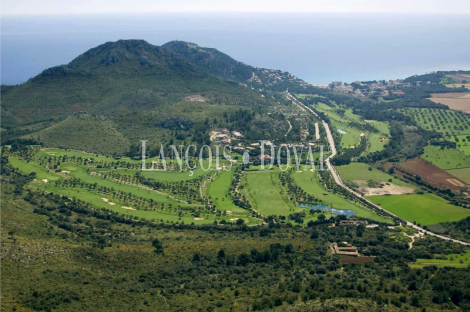 Villa de lujo al lado del club de Golf de Canyamel.