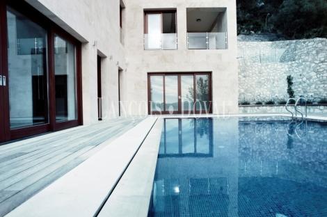 Mallorca. Chalets y villas de lujo en venta.
