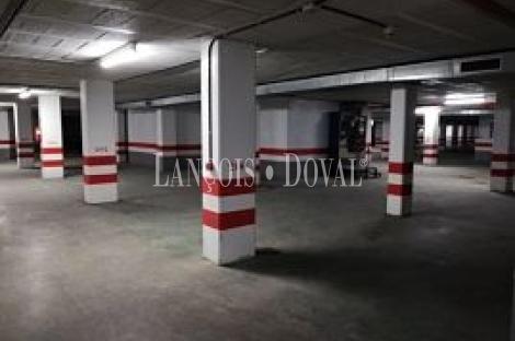 Sevilla. Parking 98 plazas en venta. Excelente inversión y rentabilidad.