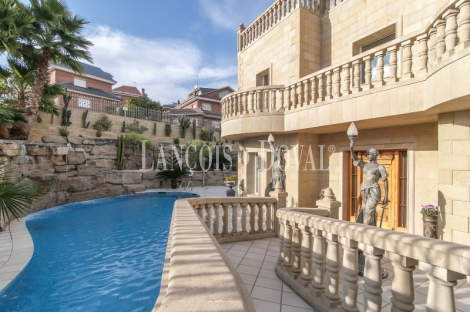 Palau solit i plegamans casa alto standing en venta - Inmobiliaria palau de plegamans ...