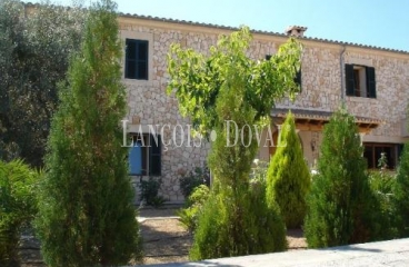 Mallorca. Villa de lujo finca en Manacor