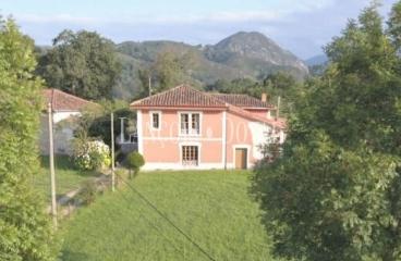 Asturias. Casa señorial en venta. Piloña. Ideal negocio turístico.