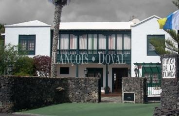Lanzarote. Canarias Hotel rural con encanto en venta