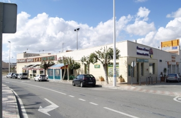 Santa Pola. Alicante Edificio y sociedad en venta