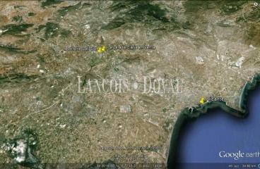 Monforte del Cid. Alicante Parcela suelo terciario en venta.