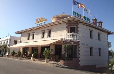 hotel rural en huelva:
