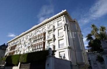 Ático de lujo en venta El Sardinero. Edificio Maura. Santander