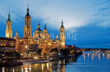 Aragón. Edificios históricos en venta