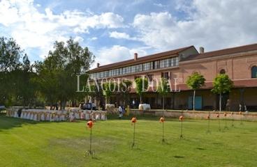 Finca para eventos empresa, bodas y celebraciones en venta. Valladolid