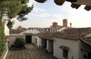 Cuenca y sus casas señoriales en venta
