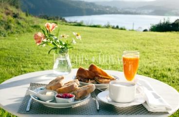 A Coruña. Hotel con encanto en venta. Bodas y eventos. Ría de Ortigueira