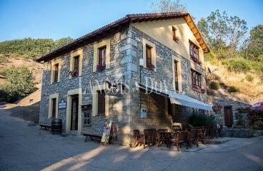 Negocio rural tienda y restaurante en venta.  Piedrasecha. Carrocera. León
