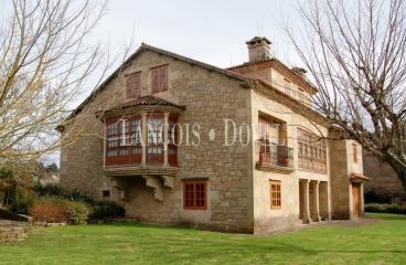 Casa rural en venta pontevedra vila de cruces lan ois - Casa rural lalin ...