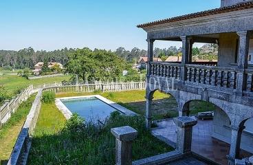 Vigo. Gondomar. Casa señorial en venta. Casas en Pontevedra.