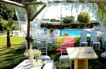 Granada. Venta restaurante finca eventos, celebraciones, bodas y comuniones.