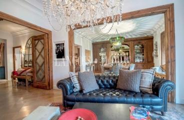 Turo Park. Piso de lujo en venta. Avenida Pau Casals. Barcelona propiedades singulares.