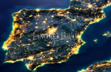 Proyectos turísticos en la costa española.