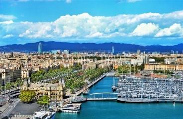 Barcelona. Edificio industrial o logístico en venta. Posibilidad centro comercial.