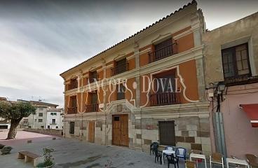 Huesca Casa Palacio en venta. Fonz. Aragón propiedades singulares.