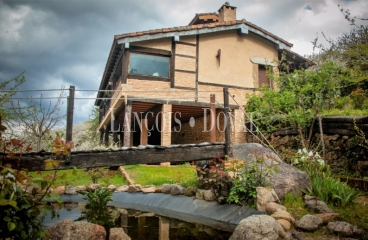 Cáceres. Casa rural en venta. Valle del Jerte. Navaconcejo.