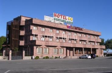 Pedrola. Zaragoza. Hotel restaurante en venta