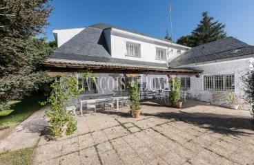 Casa señorial en venta. Pozuelo de Alarcón. Madrid propiedades exclusivas.