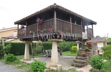 Asturias. Venta casa rural mariñana restaurada. Concejo de Siero