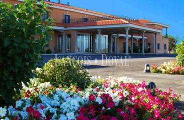 Cáceres. Venta finca Casadelmazo y Hotel SPA Aguas de Serrejón