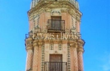 Cádiz. Vivienda singular e histórica en venta. Centro Histórico zona Plaza España.