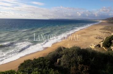 Tarifa. Parcela para proyecto de edificio de 6 apartamentos turísticos. Cádiz