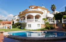 Benalmádena Costa. Málaga. Hacienda Torrequebrada. Villa de lujo en venta.